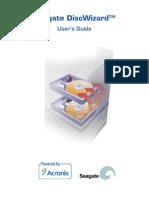 Seagate DiscWizard User Guide