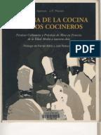 Definici n y tipos de buffet for Equipo mayor y menor de cocina pdf
