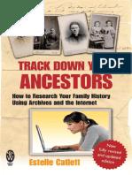 Track Down Your Ancestors - Estelle Catlett