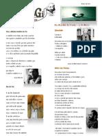 Dia do Pai / Dia Mundial da Poesia