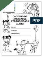 2º Ano - i Caderno Pedagógico 2021