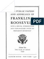 FDR-Papers-1933-1