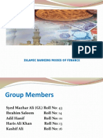 ISLAMIC BANKING PRACTICES