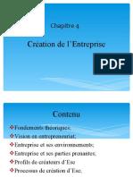 chp4_Création de l'Entreprise