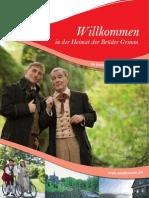 Willkommen in der Heimat der Brüder Grimm