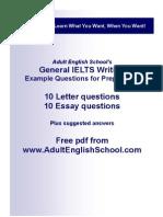 ielts practice questions