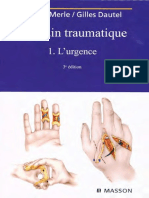 Michel Merle, Gilles Dautel, Claire Witt-Deguillaume, Cyrille Martinet - La Main Traumatique _ Tome 1, L'Urgence (2009, Elsevier Masson) - Libgen.lc