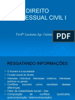 Direito Processual I. ppt
