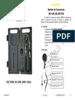 Manual Compressão cilindro