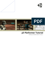 3DPlatformTutorial