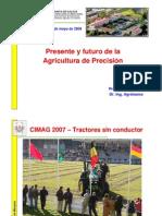 Presente y futuro de la Agricultura de precision