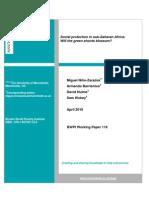 Niño-Zarazúa et al (2010) Social Protection in SSA (Working paper version)