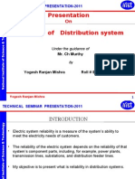 reliability of distributed system