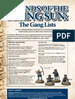 LoTRS-Ganglists