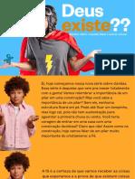 DEUSEXISTE - PG TEEN
