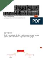 CONCURRENCIA_VOCALICA