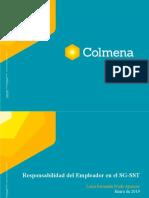 CAPACITACION RESPONSABILIDAD DIRECTIVOS  2 HORAS COLMENA