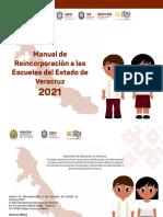 Manual_ Reincorporación a las escuelas del Estado de Veracruz 2021