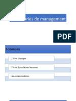 Les Théories de Management1 (1)
