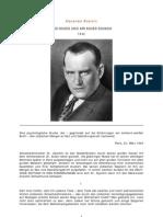 Aljechin, Alexander - Juedisches und arisches Schach (1942, 14 S., Text)