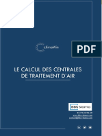 EQUIPEMENTS - CENTRALES(1)