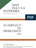 REALIDAD ECONÓMICA DEL PERÚ