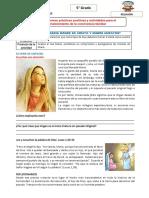 ACTIVIDAD 14 DE MAYO - María Madre nuestra