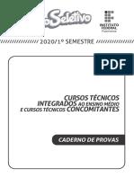 Prova+e+Gabarito_Integrado+e+Concomitante+2020.1