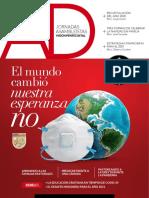 Revista 2021 Asambleas de Dios El Mundo Cambió, Nuestra Esperanza No