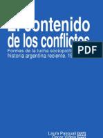 EL CONTENIDO DE LOS CONFLICTOS