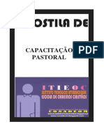 CAPACITAÇAO PASTORAL