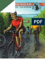 2011 Michigan Ride Calendar