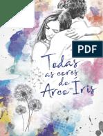 Todas As Cores Do Arco-iris (Co - Evilane Oliveira