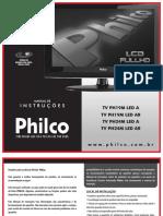 Manual Tv Led Philco