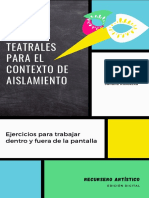 Abordaje Teatral - Cuadernillo 4