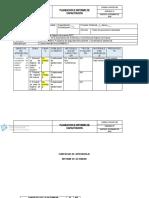 Informe Socializaacion HIGIENE de MANOS I Sem 2021