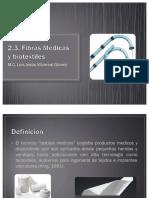 2.3 biotextiles