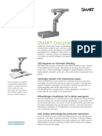 Productblad Smart Document en Camera 330 - NL