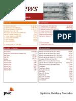 Boletín Informativo Marzo 2011 | Precios de Transferencia | PwC Venezuela