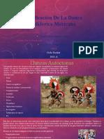 Clasificación de la danza folklórica mexicana