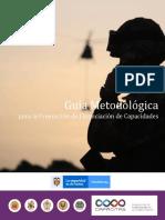 Guia Metodologica de Proyeccion de Financiacion