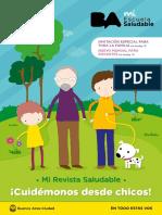 Mi Revista Saludable - Edici┬ón 11 - ÔëáCuidC╠ºmonos desde chicos!