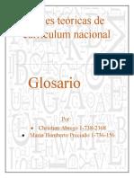 Glosario CURRI 507