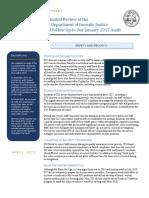 DJJ Summary 2021