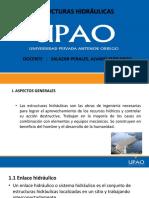 Aspectos Generales - Estructuras Hidráulicas