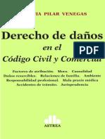 Pilar Venegas - Derecho de Daños en El Codigo Civil y Comercial de La Nacion