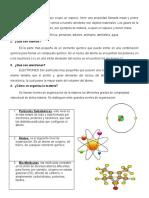 TRABAJO DE BIOLOGIA (ATOMOS)