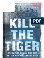 Kill the Tiger - Peter Thompson With Robert Macklin