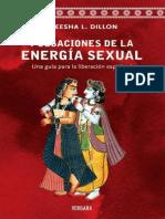 Pulsaciones de la energía sexual
