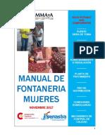 Manual para Mujeres Fontaneras